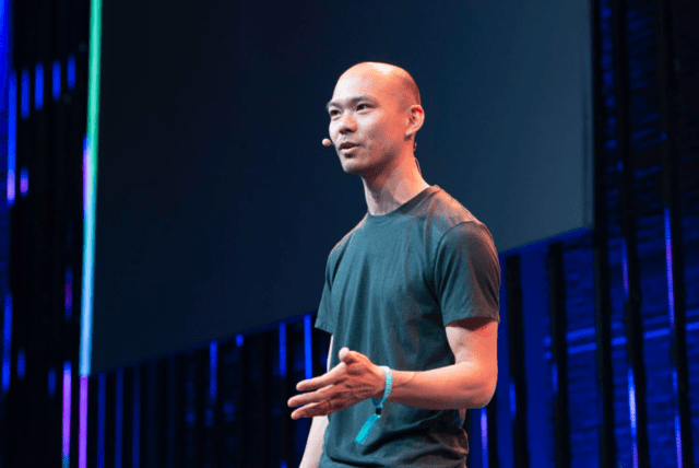 Che-Wei Wang na Danima komunikacije1