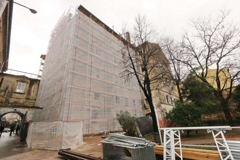 Palača šećerane obnova
