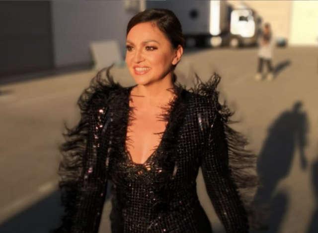 Nina Badrić Instagram video
