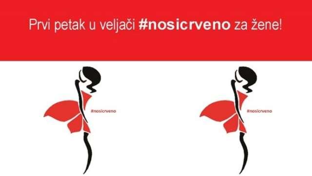 dan crvenih haljina u hrvatskoj