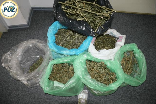 droga marihuana pu zagrebačka