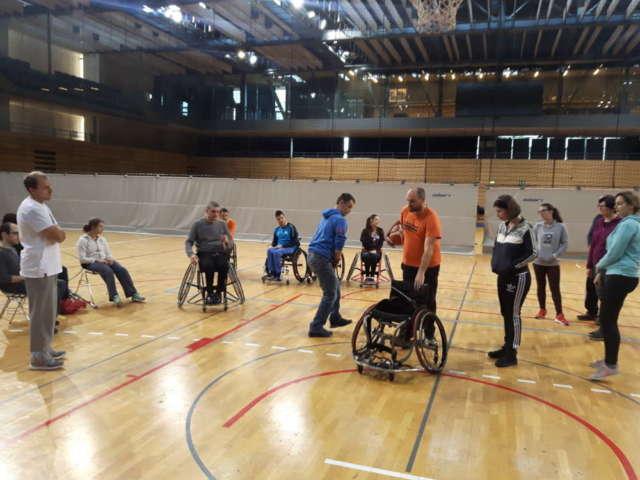 edukacija za osposobljavanje osoba s invaliditetom