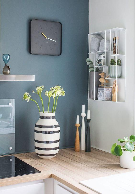 kuhinja proljeće dekoracija