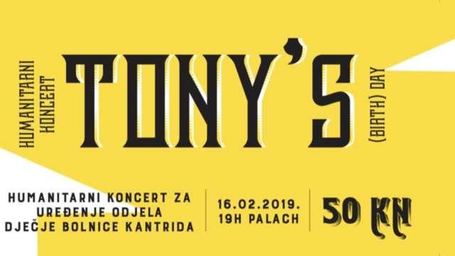 plakat za koncert