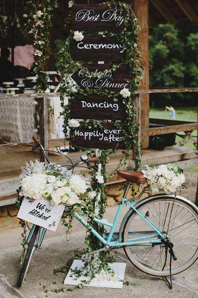 bicikla vjenčanje
