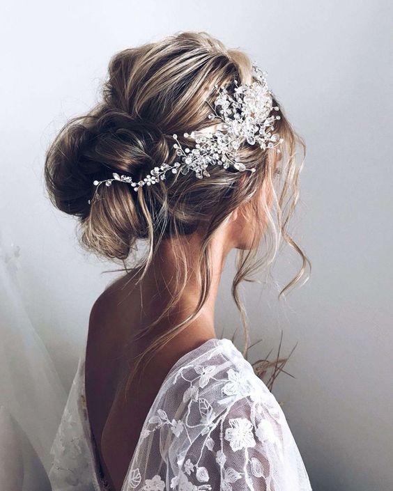 frizura s ukosnicom vjenčanje