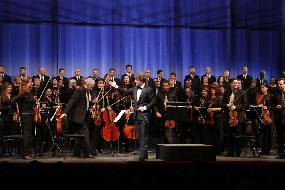 """Simfonijski koncert """"Wagner, Grieg, Brahms"""" uz velika imena: Uz orkestar riječke opere dirigent Philipp von Steinaecker i pijanist Federico Colli"""