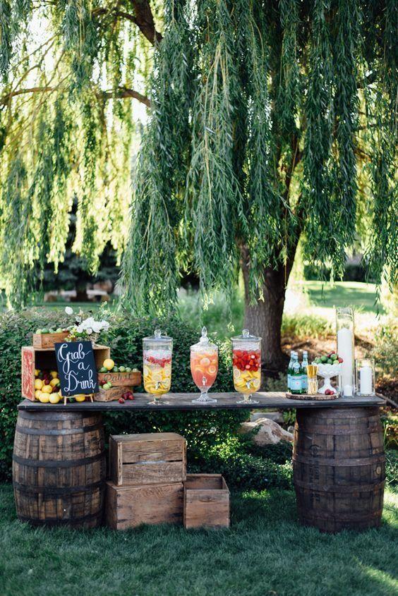 vjenčanje bar