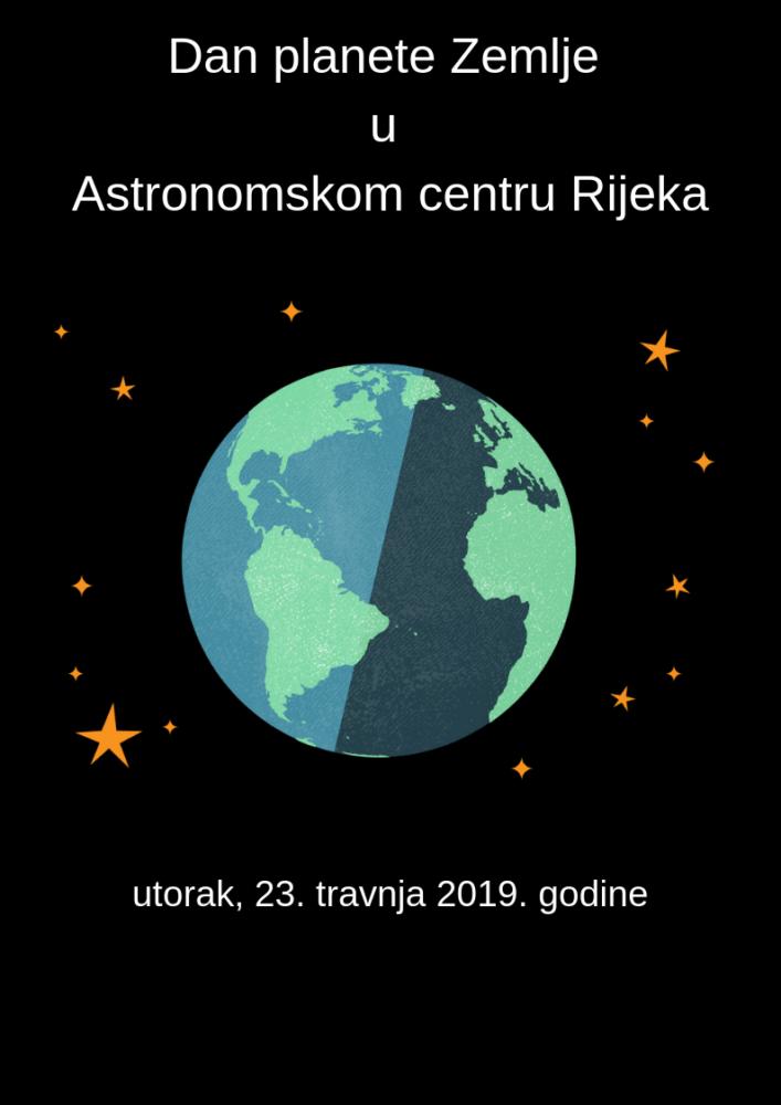Dan planete Zemlje u Astronomskom centru Rijeka
