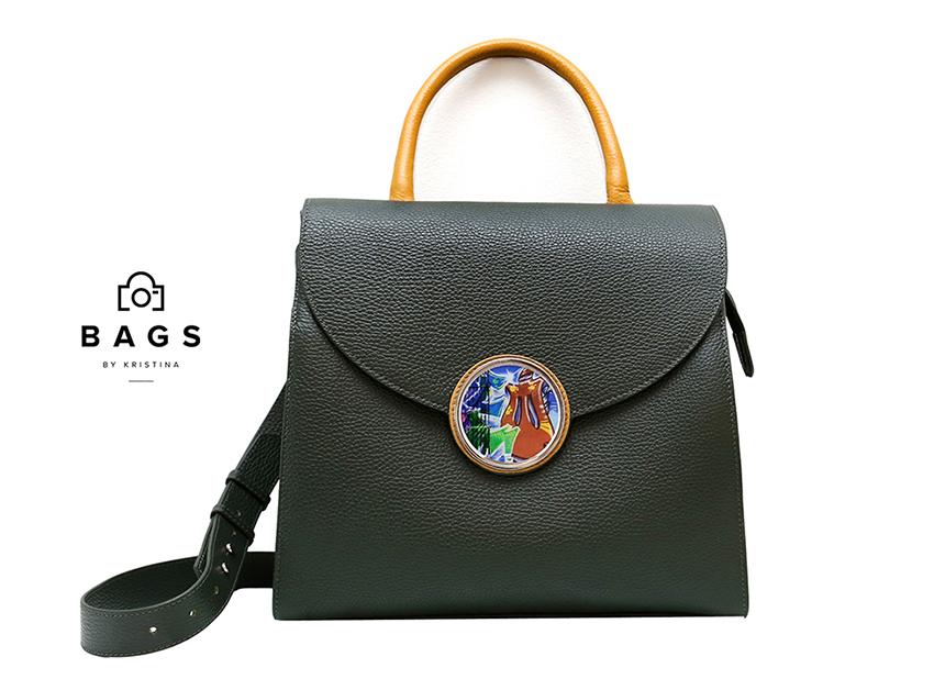 bags by kristina grafiti 1