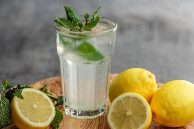 napitak od đumbira i limuna
