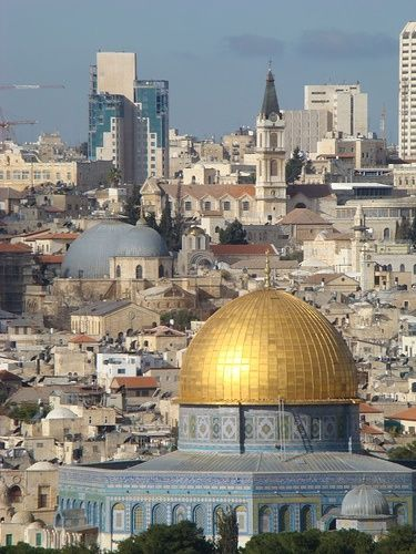 jeruzalem moderan grad