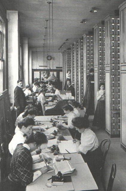 novinarski ured 20-ih