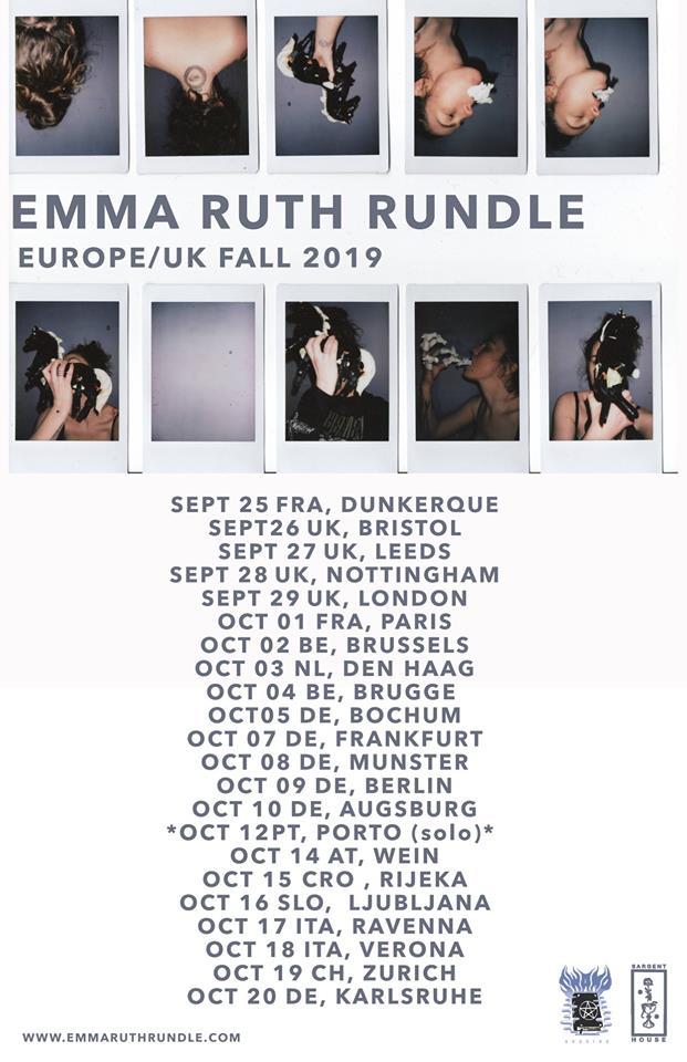 ERR tour dates