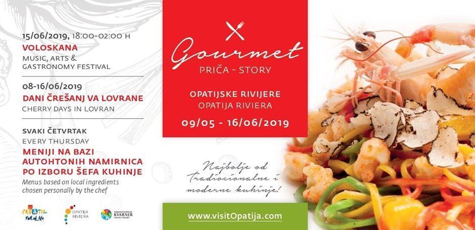 Gourmet priča OR