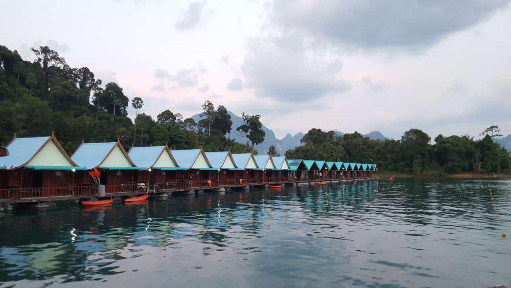 plutajuće kućice
