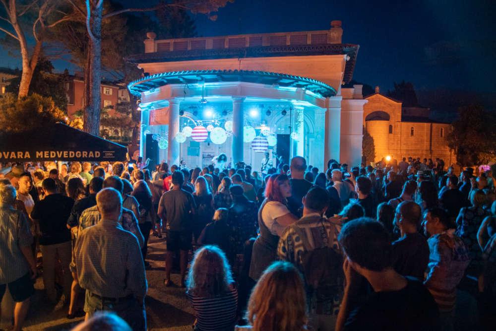 Foto Luigi Opatija, Grad Opatija, RetrOpatija 2019, The Doors Tr