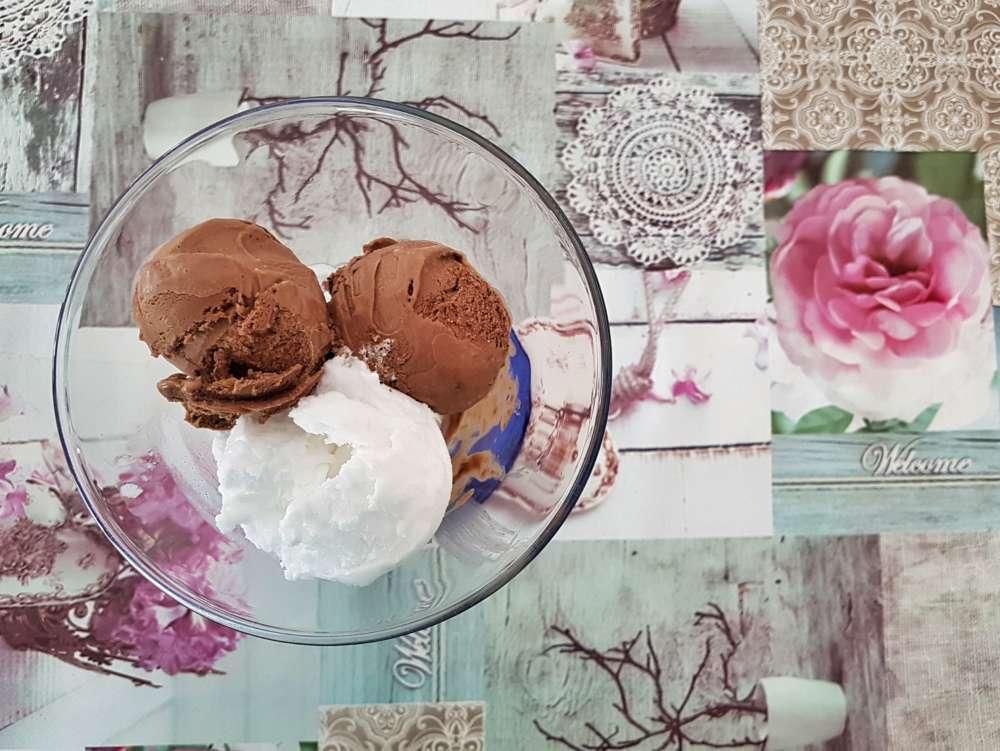 Proteinski sladoled