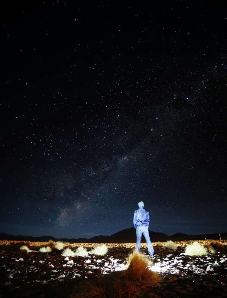 Bolivia stars