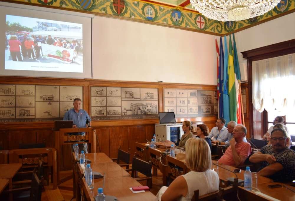 Predstavljanje KeyQ+ Gastro Punkta u Gradskoj palaci Pula_Renato Perc