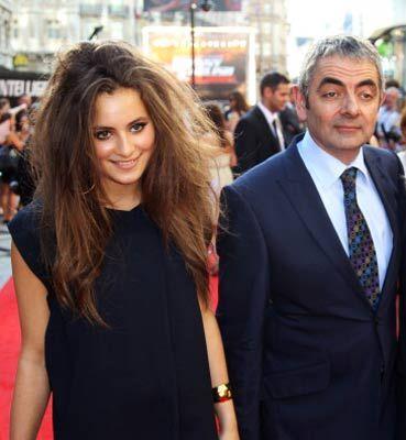 mr. bean i njegova kći