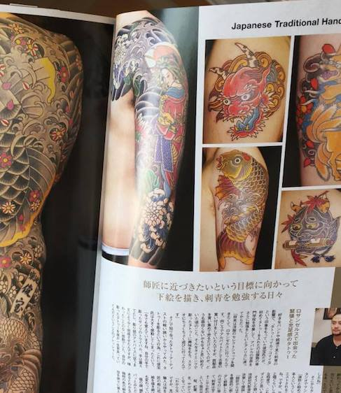 tetovirani goli modeli bruce venture gay porno