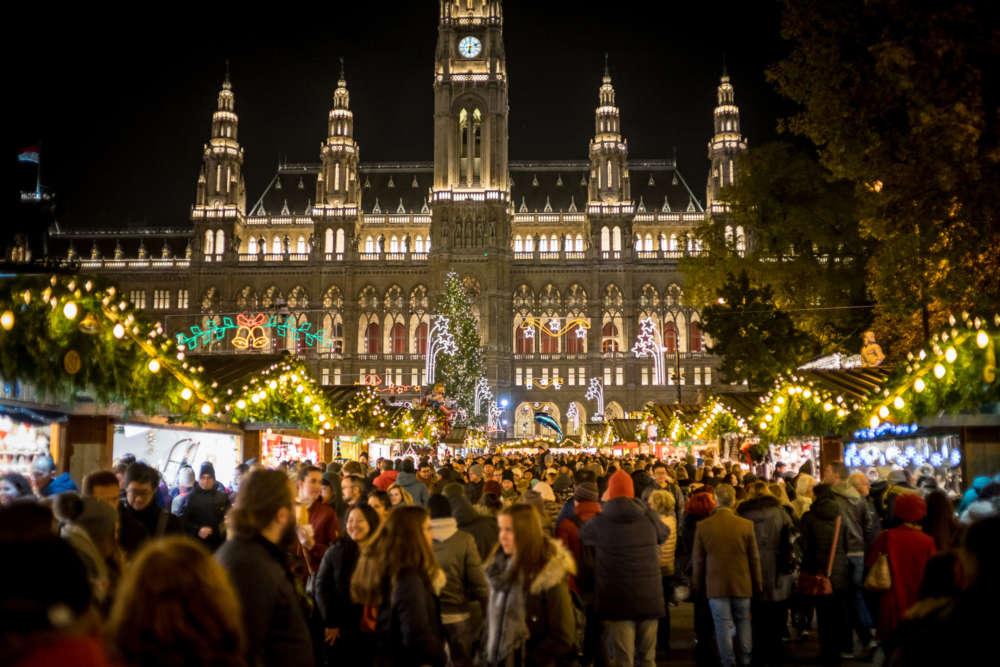 Advent u Beču 1 – © stadtwienmarketing