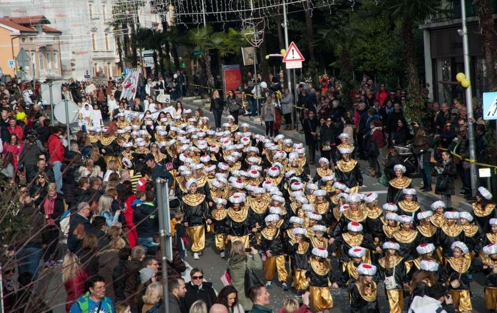 Foto Luigi Opatija, Karneval 2018, Grad Opatija, Dječja karneva