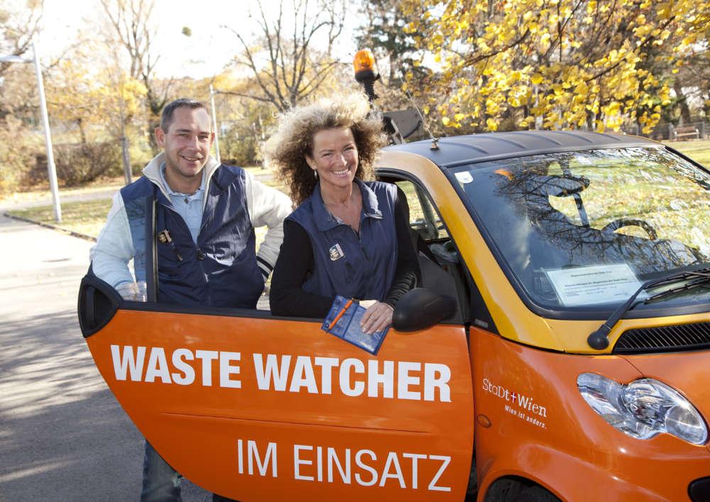 """U Beču postoji oko 50 stalnozaposlenih """"WasteWatchera"""" i 400 dodatno obučenih djelatnika gradskih poduzeća ©%"""