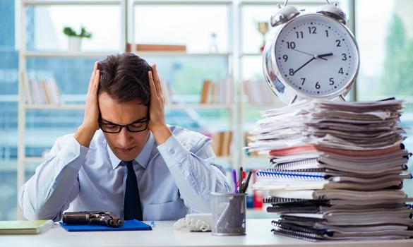 Stressful-Work-Day