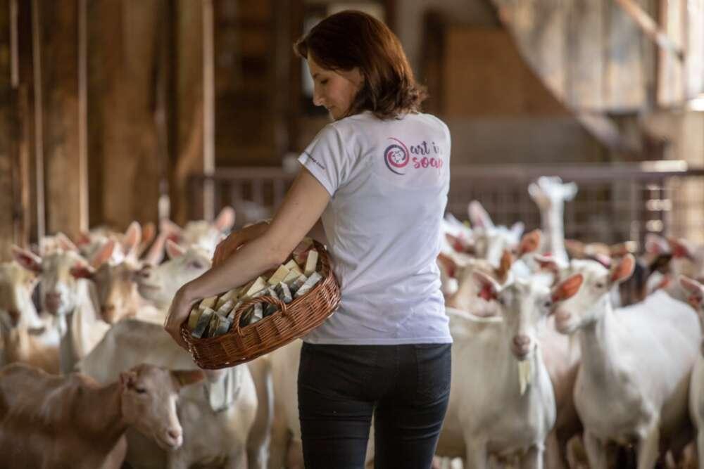 Ivana i koze