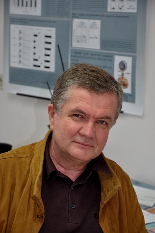 Prof. dr. sc. Stipan Jonjić, pročelnik Centra za proteomiku MedRi