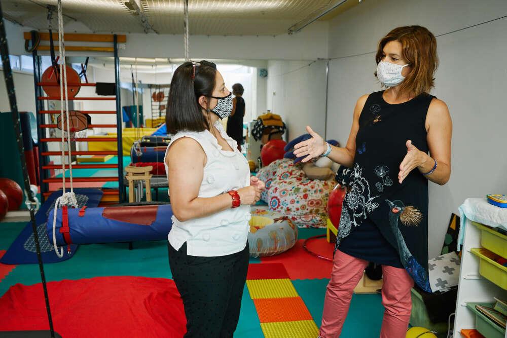 4. UNICEF Regina Castillo i Mali dom Tatjana Petrovic Sladetic