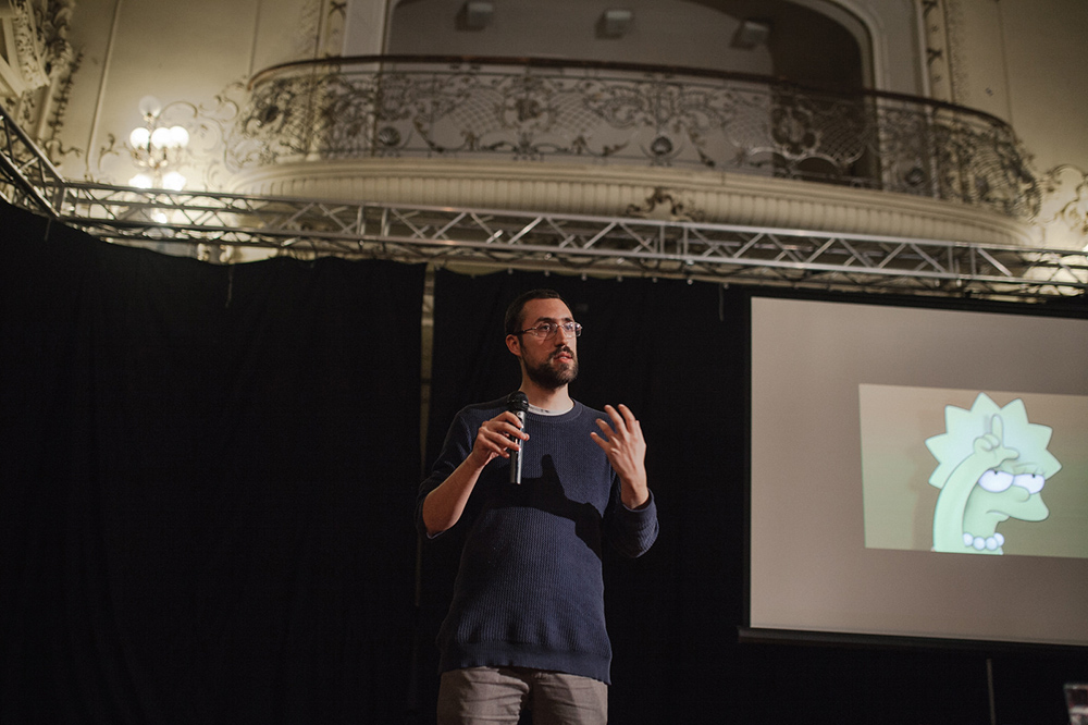 Silvio Lorusso u Filodrammatici, foto Tanja Kanazir