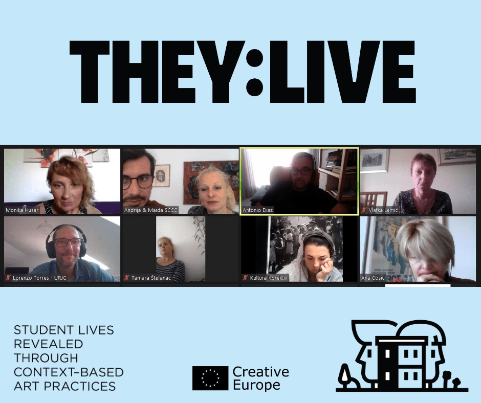 They live – kick off meeting