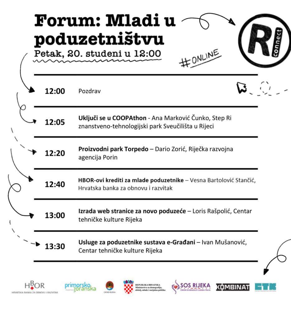 Raspored—Forum-mladi-u-poduzetnistvu-za-web