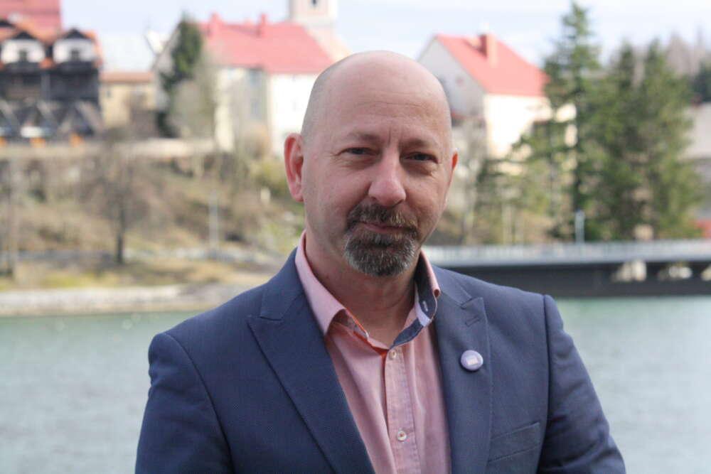 David Bregovac_načelnik Općine Fužine