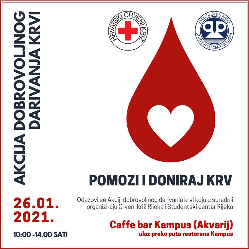 doniraj krv