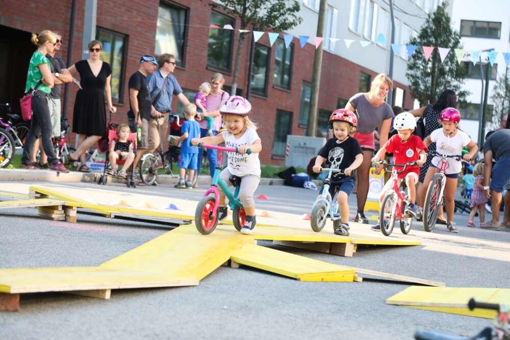 Beč želi poboljšati ponudu u kvartovima za djecu i mlade © Fürthner