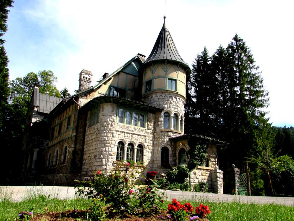 Dvorac Stara SuÁica – Barbara Vanüina