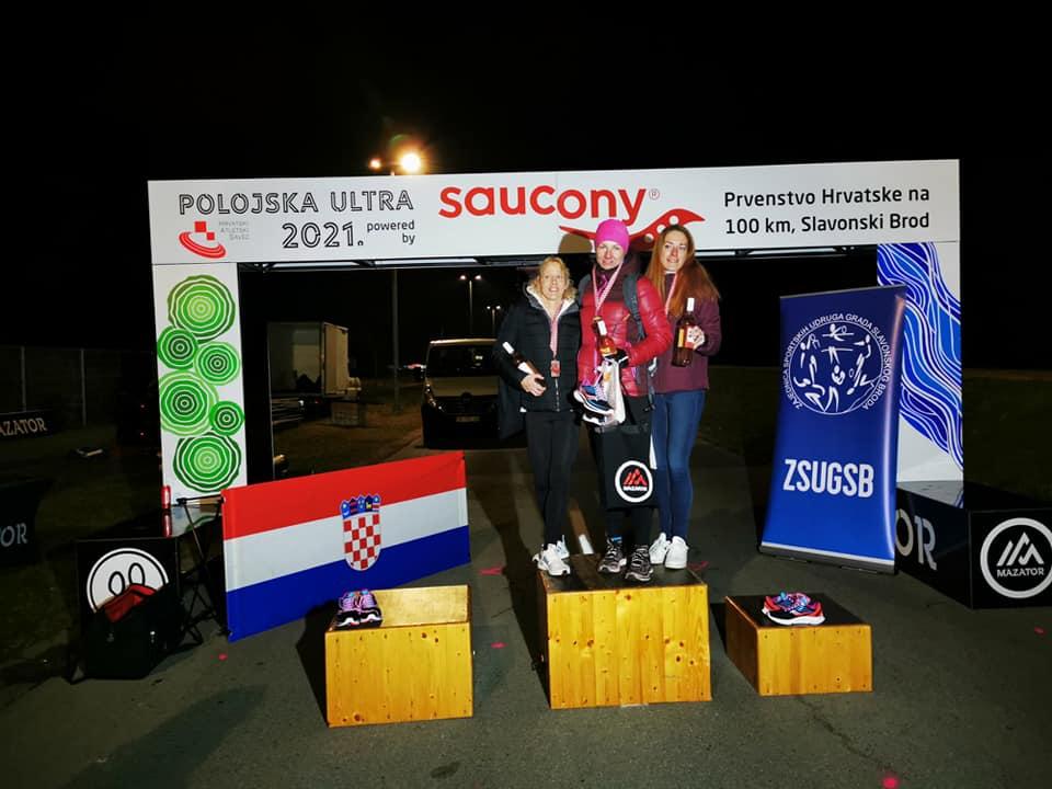 Polojska ultra2021_pobjednice u ženskoj kategoriji