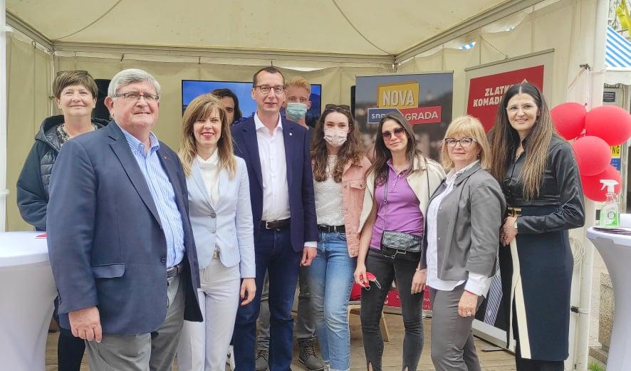 Eurozastupnica Biljana Borzan u Rijeci: Rijeka je izuzetno pozitivan primjer povlačenja europskih sredstava!