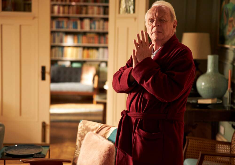 6. Anthony Hopkins as Anthony in THE FATHER. Photo by Sean Gleason. Courtesy of Sony Pictures Classics