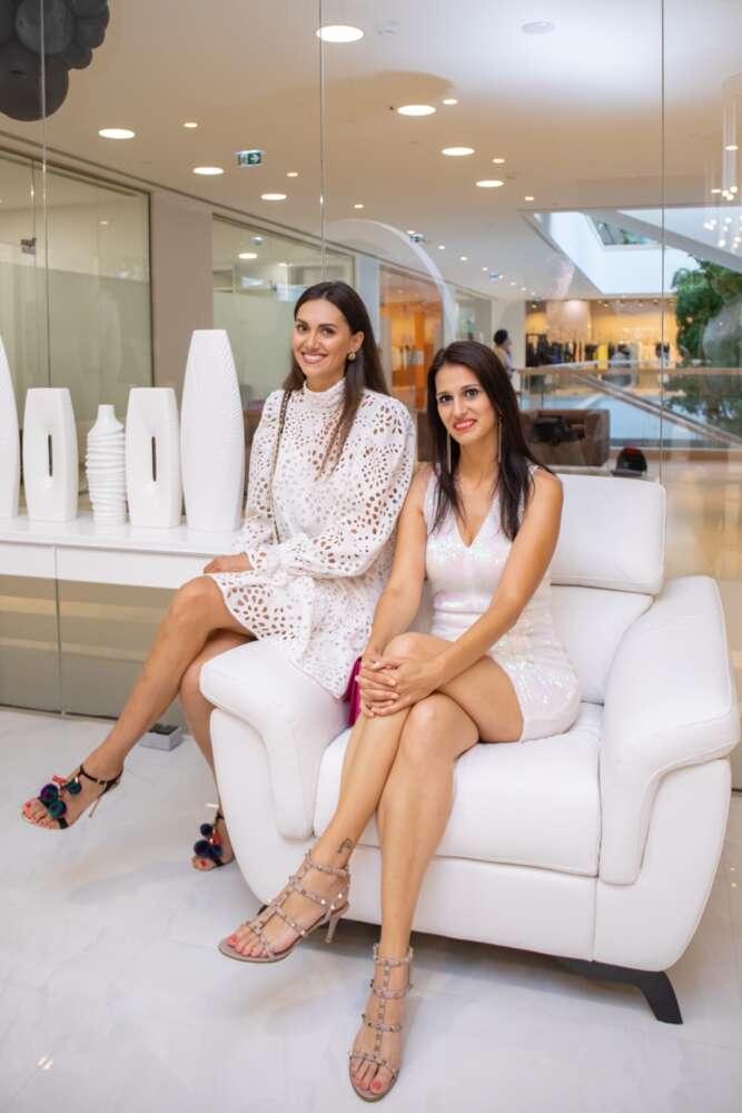 Miss Hrvatske Antonija Gogić i Nina Slamić