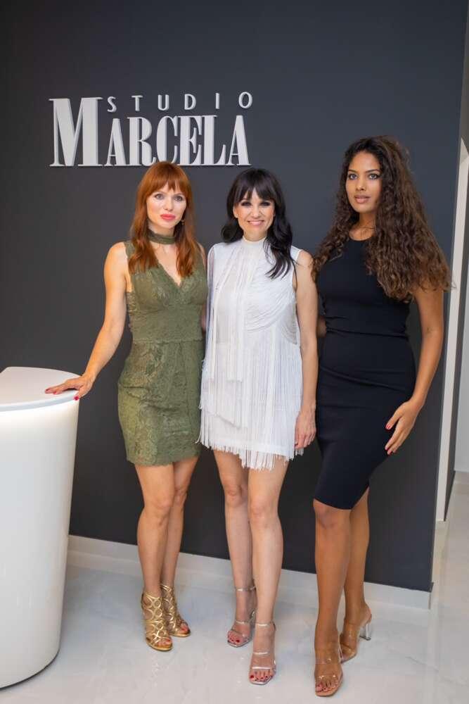 Miss Universe Hrvatske Ivana Gržetić, Ivana Delač i Shanaelle Petty