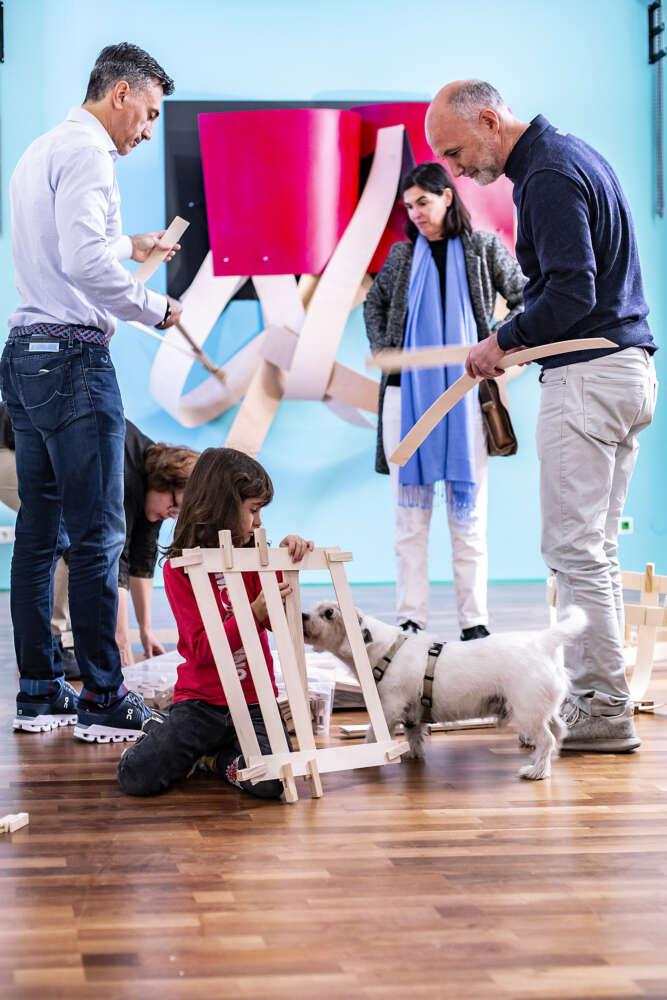 Festival poziva sve generacije na interakciju © Kollektiv Fischka-Paulus Jakob, Vienna Design Week