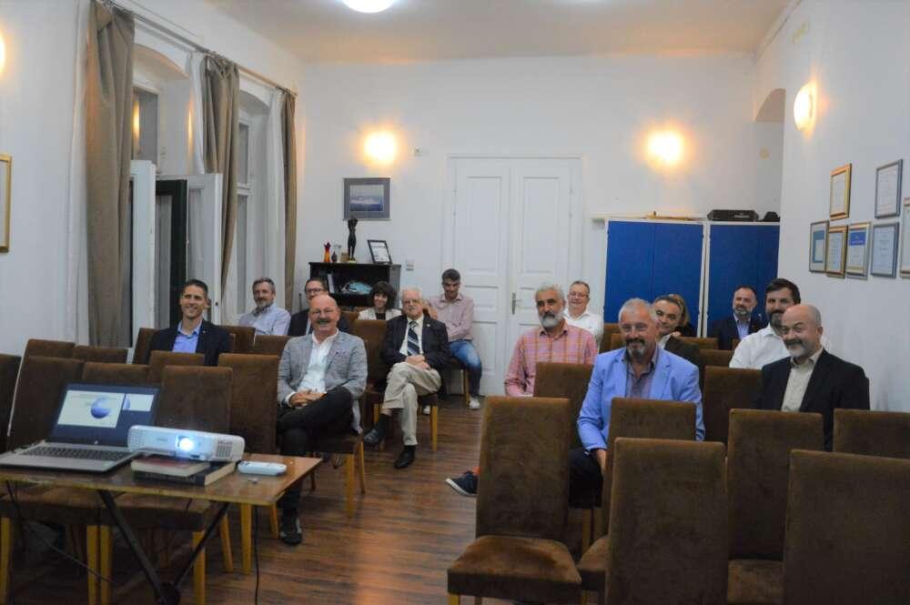 Članovi Rotary cluba Rijeka na zanimljivom predavanju rektorice prof. dr. sc. Snježane Prijić Samaržije