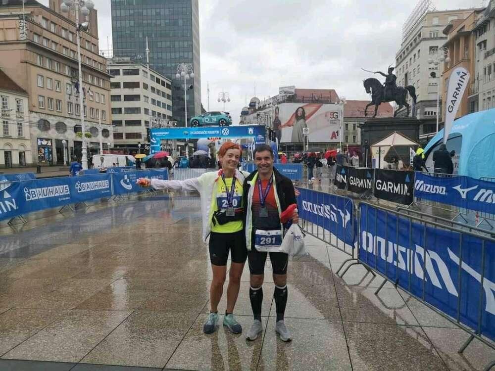Torpedo runners_Jadranka Dragičević_Kristijan Samaržija_Zagrebački marathon