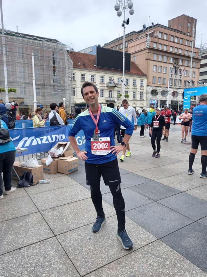 Torpedo runners_Petar Đurić_Zagrebački marathon